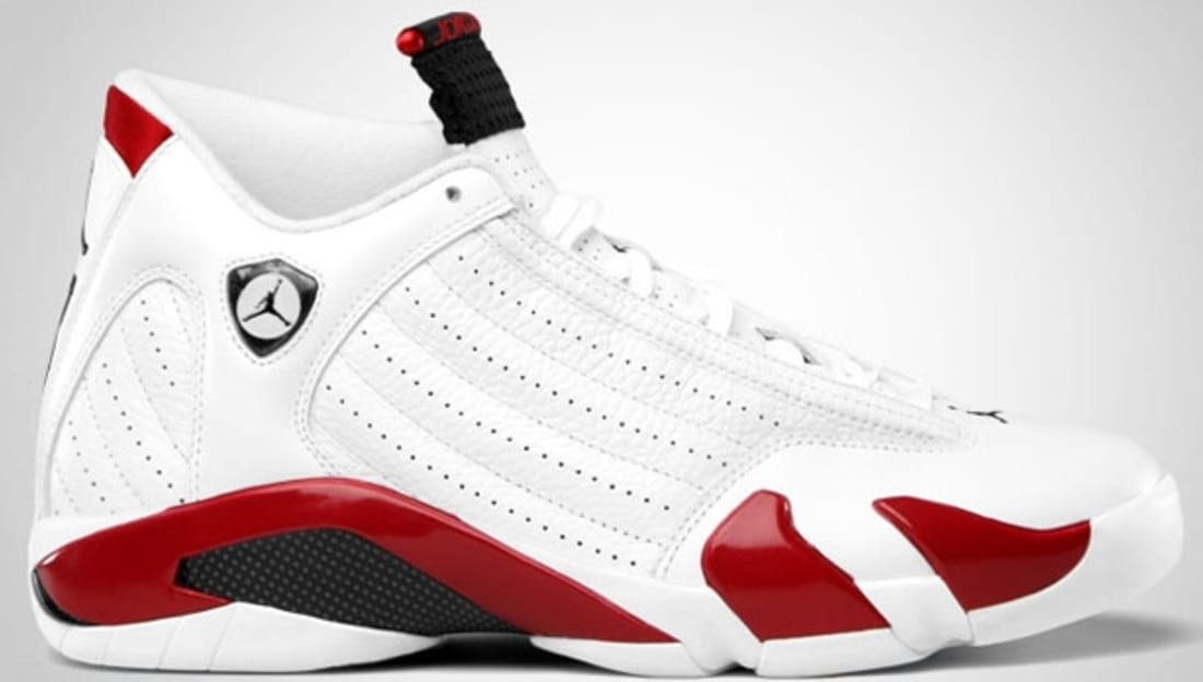 the latest c413a 18926 Air Jordan 14 Retro Candy Cane