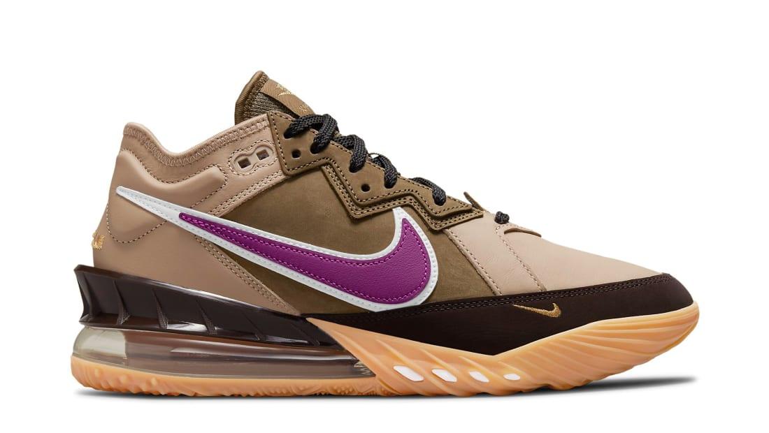 Atmos x Nike LeBron 18 Low