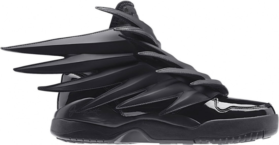 Get married peach Fantasy  adidas JS Wings 3.0 Black/Black | Adidas | Sole Collector