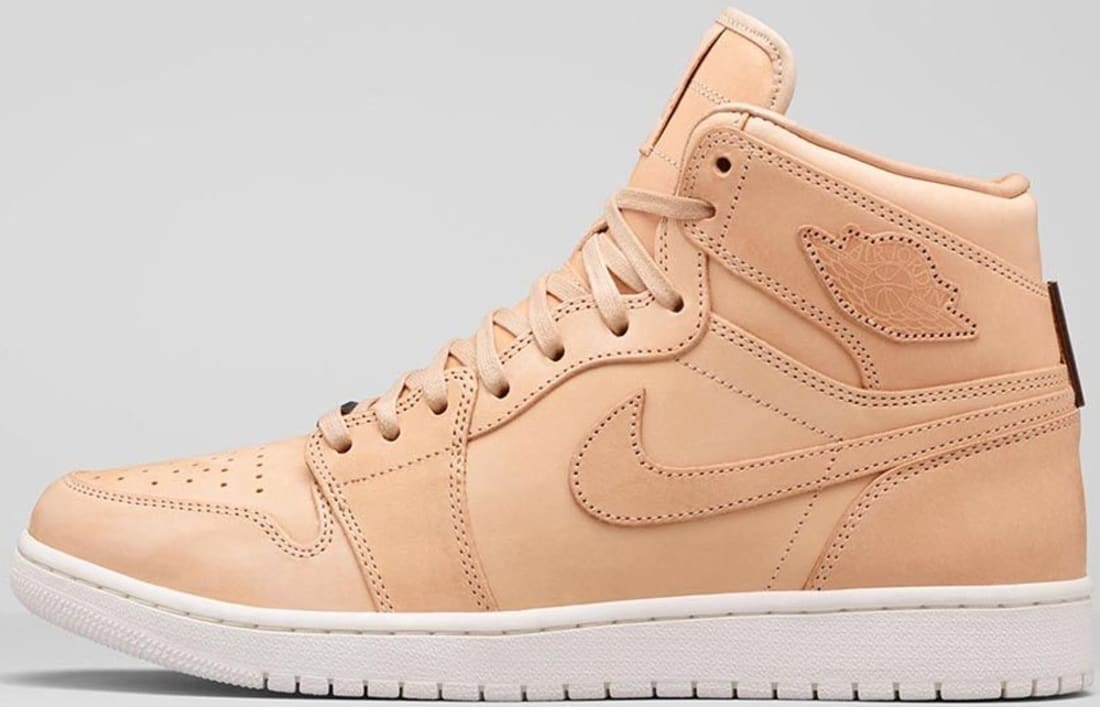 a6bf3461f50 Air Jordan 1 Pinnacle Vachetta Tan | Jordan | Sole Collector