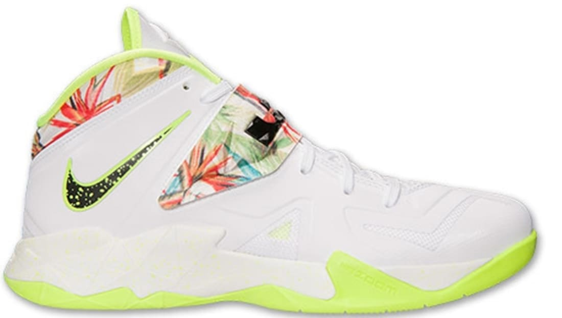 Nike Zoom Soldier VII White/Venom Green-Black
