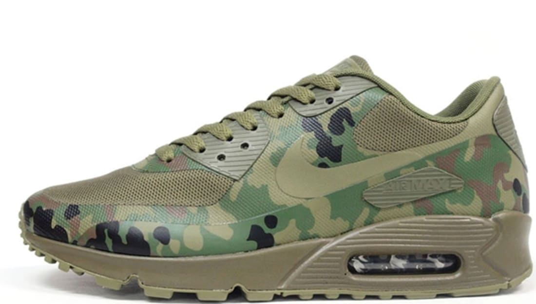 Nike Air Max '90 SP Pale Olive/Military Brown