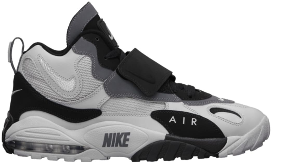 buy online 42e91 67d76 Nike Air Max Speed Turf Wolf Grey Black-Dark Grey-Metallic Silver