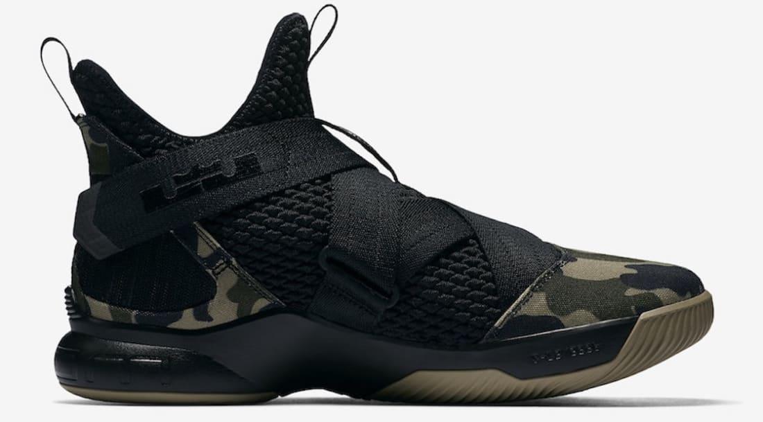 najlepsza moda klasyczne style ogromna zniżka Nike LeBron Soldier 12 SFG