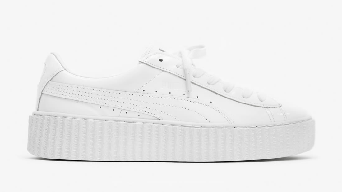 info for 912c1 17c08 Puma Suede Creepers x Fenty by Rihanna