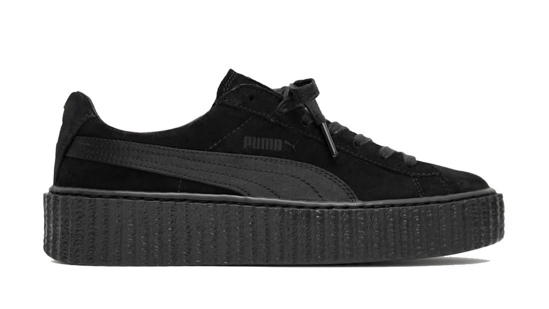 puma creeper x fenty by rihanna puma sole collector. Black Bedroom Furniture Sets. Home Design Ideas