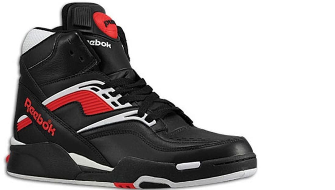 Reebok Twilight Zone Pump BlackWhite Reebok Red | Reebok