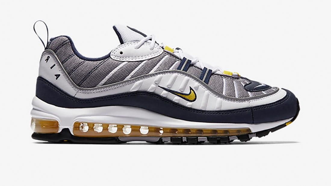 new concept 39172 be8ca Nike Air Max 98