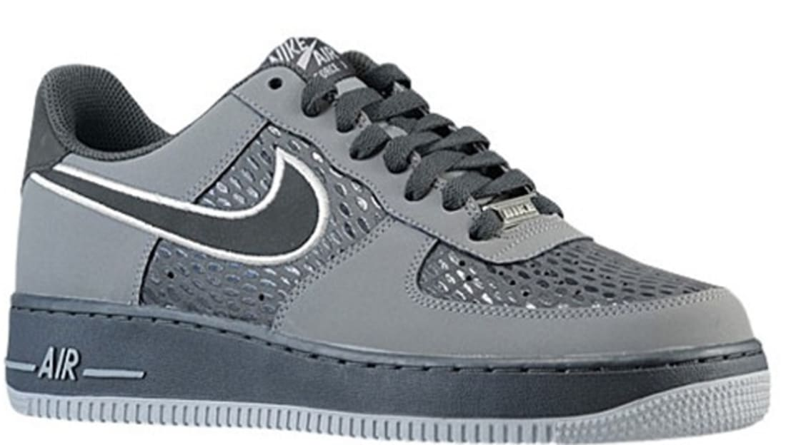 e9d54cbe661b Nike Air Force 1 Low Cool Grey Anthracite-Wolf Grey