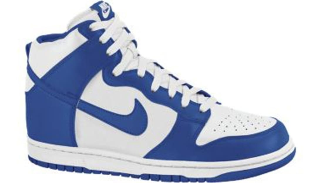 Nike Dunk High Sail/Old Royal