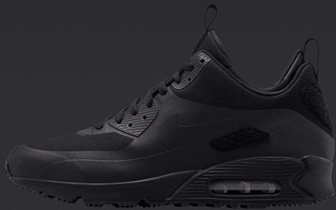 Nike Air Max '90 Sneakerboot V SP Black/Black