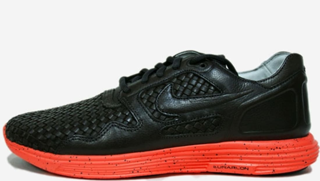 Nike Lunar Flow Woven Leather TZ Black Tea/Black Tea