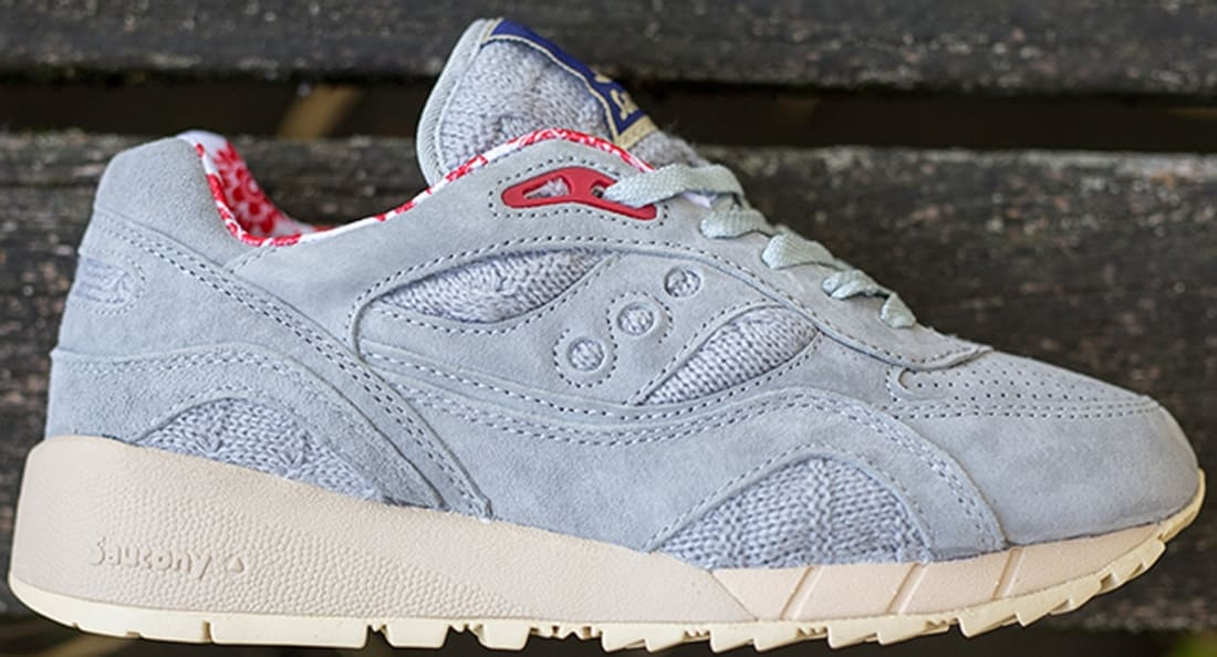 sale retailer 2e446 44806 Saucony Shadow 6000 Grey/Beige | Saucony | Sole Collector