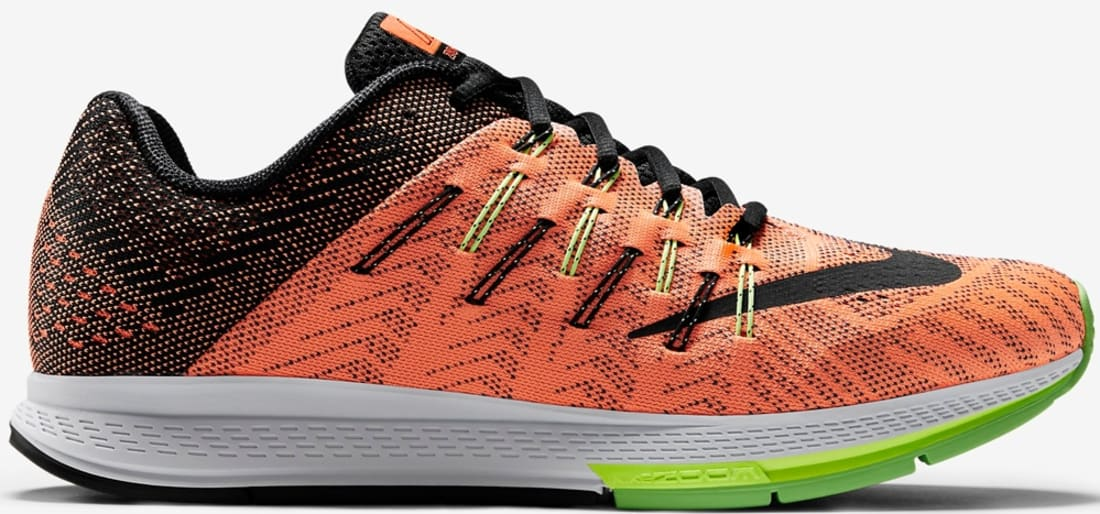 Nike Air Zoom Elite 8 Total Orange/Ghost Green-Voltage Green-Black