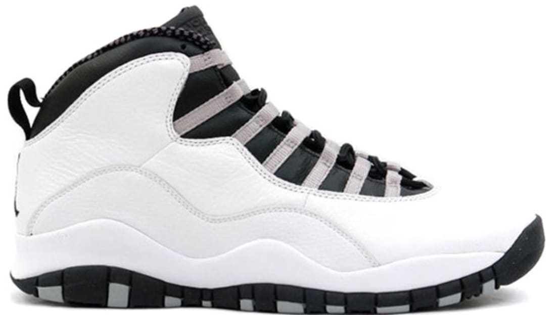 Air Jordan 10 Retro Steel Grey '13