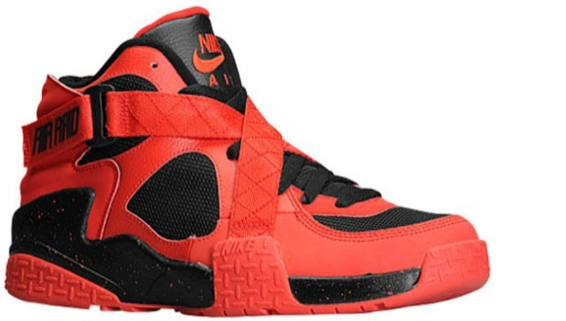 Nike Air Raid University Red/Black-White