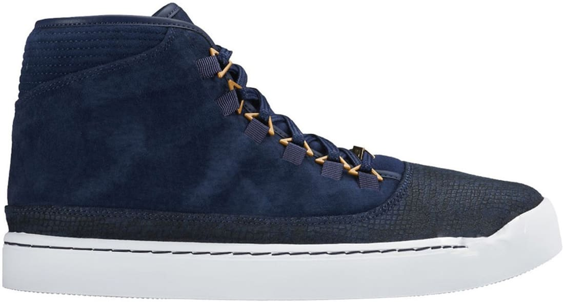 Jordan Westbrook 0 Midnight Navy/Midnight Navy-White