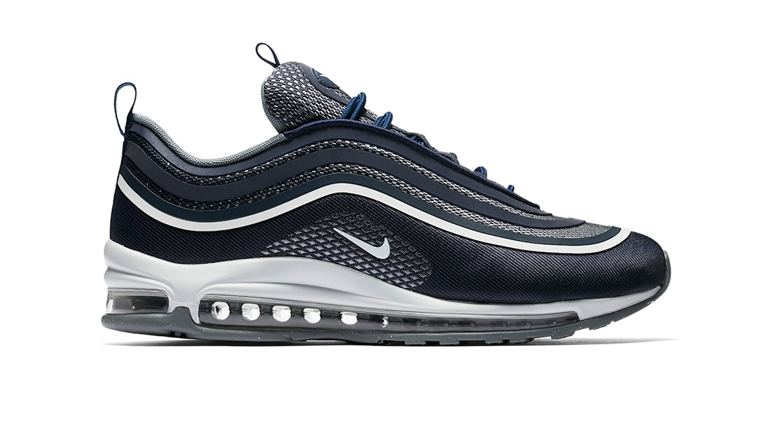 A Detailed Look At The Nike Air Max 97 Ultra Midnight Navy
