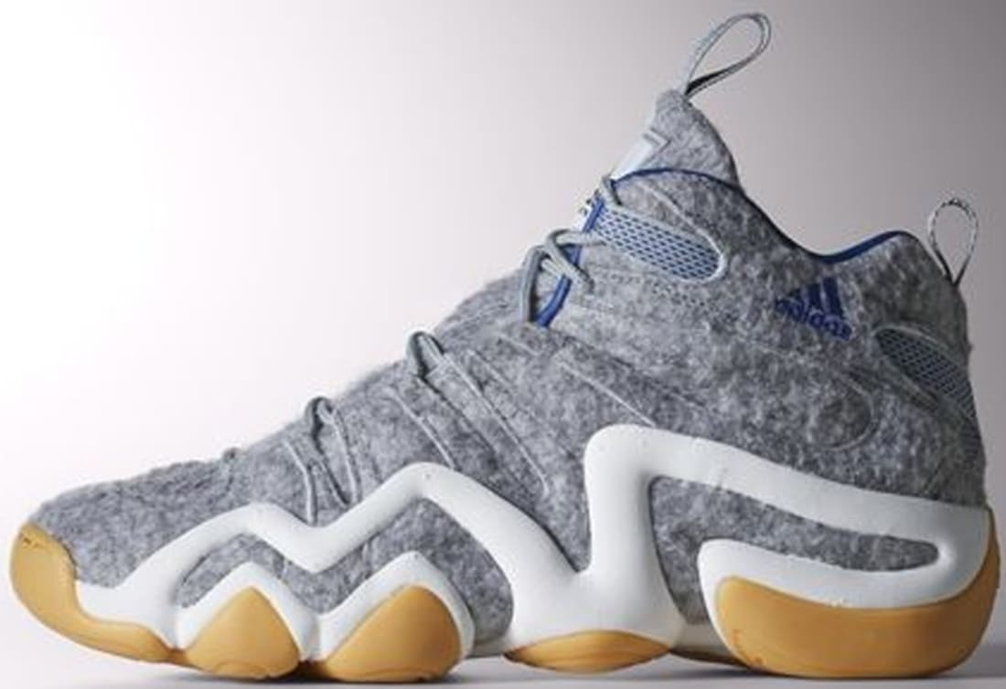 adidas Crazy 8 Light Grey/Flat White-Collegiate Royal