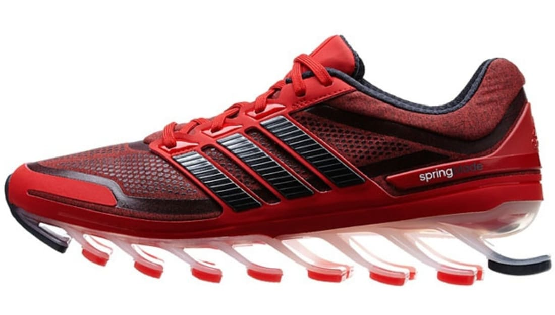 adidas Springblade Light Scarlet/Carbon-Night Shade