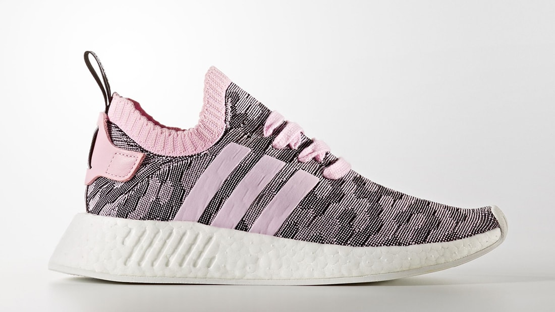Women S Adidas Nmd R2 Pack Wonder Pink Adidas Sole Collector