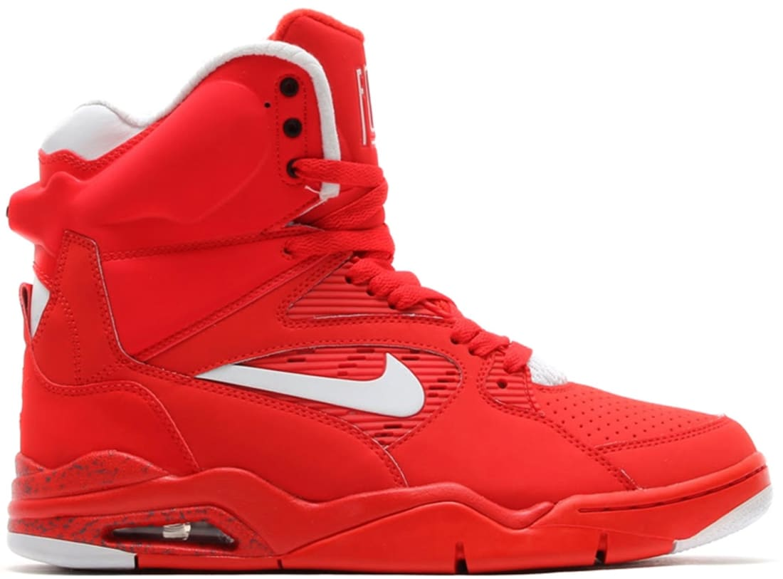 10ca61d9012684 Nike Air Command Force University Red White-Black-Wolf Grey