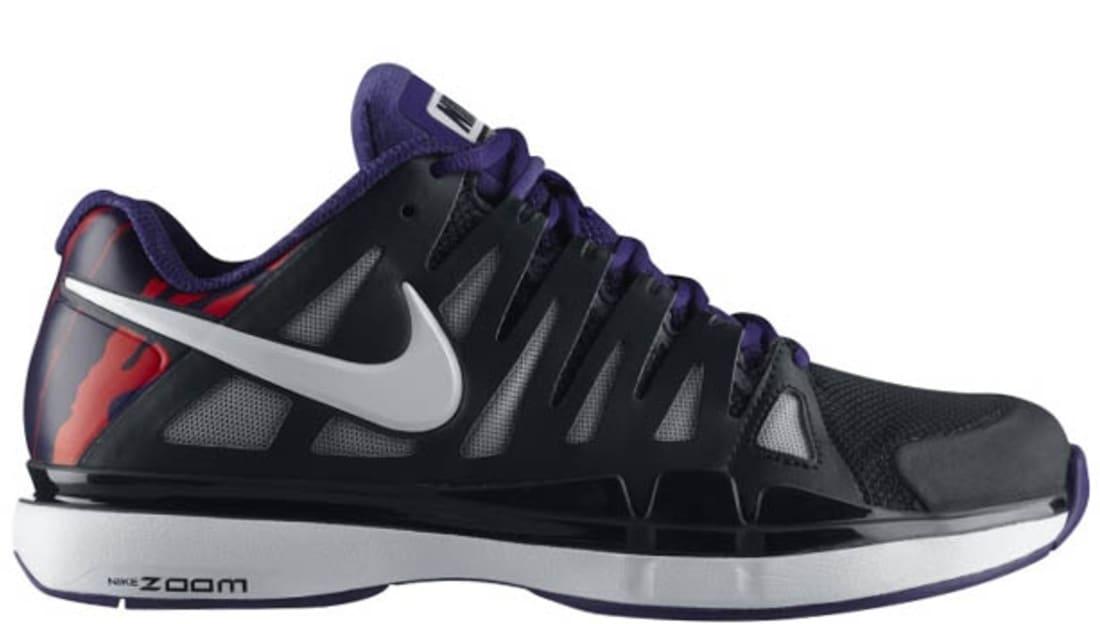 Nike Zoom Vapor 9 Tour Black/White-Court Purple