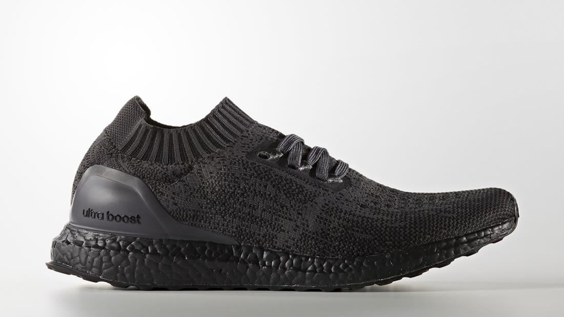 All Black Shoes Black Sole