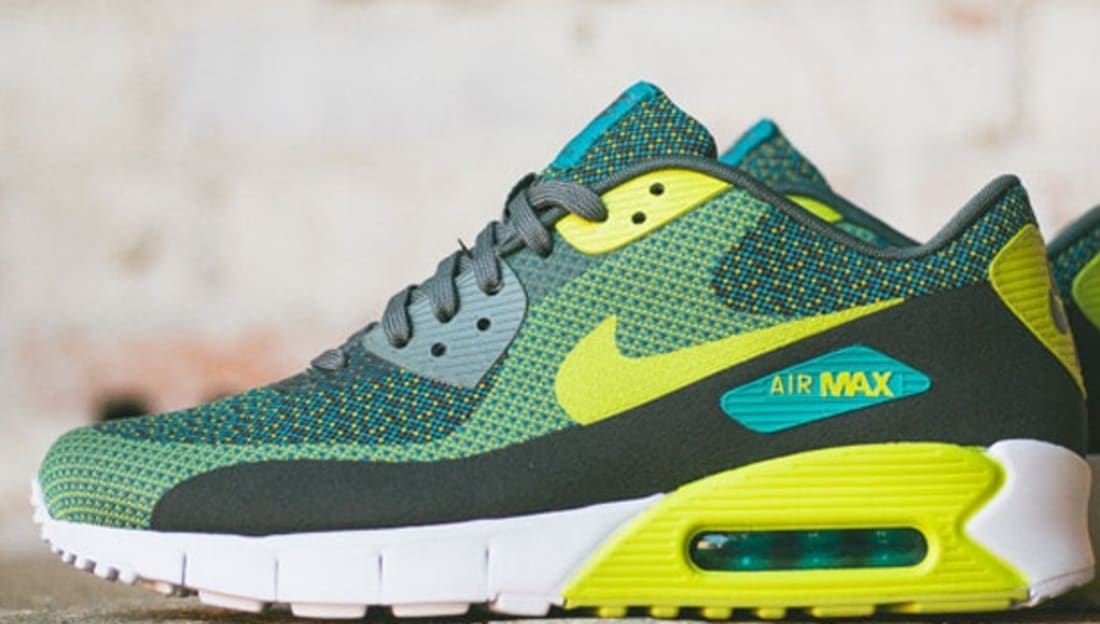 Nike Air Max '90 JCRD Turbo Green/Venom Green-Dark Mica Green-Black