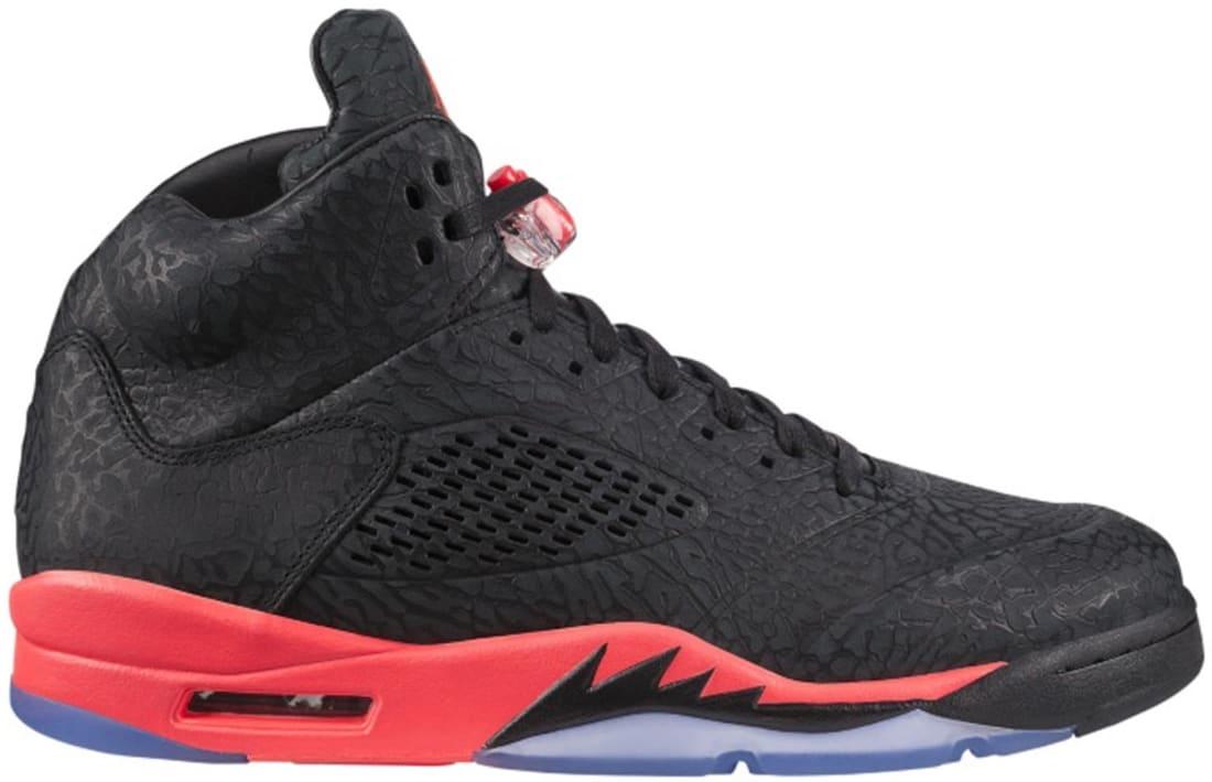 Air Jordan 3Lab5 Black/Infrared 23