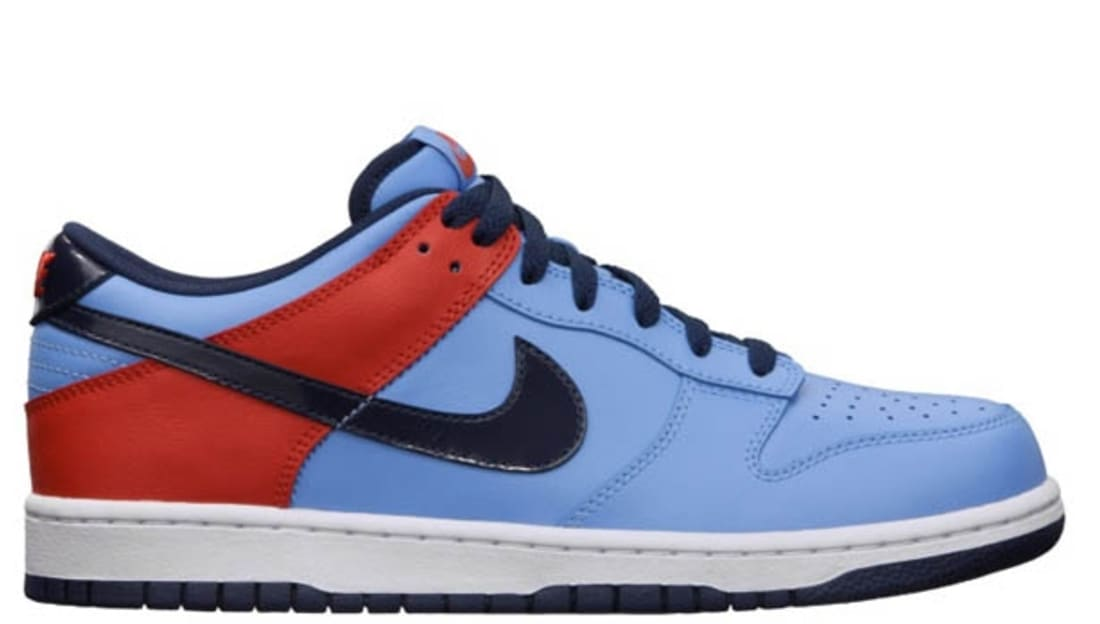 5b027f21 Nike Dunk Low '08 NFL Tennessee Titans | Nike | Sole Collector