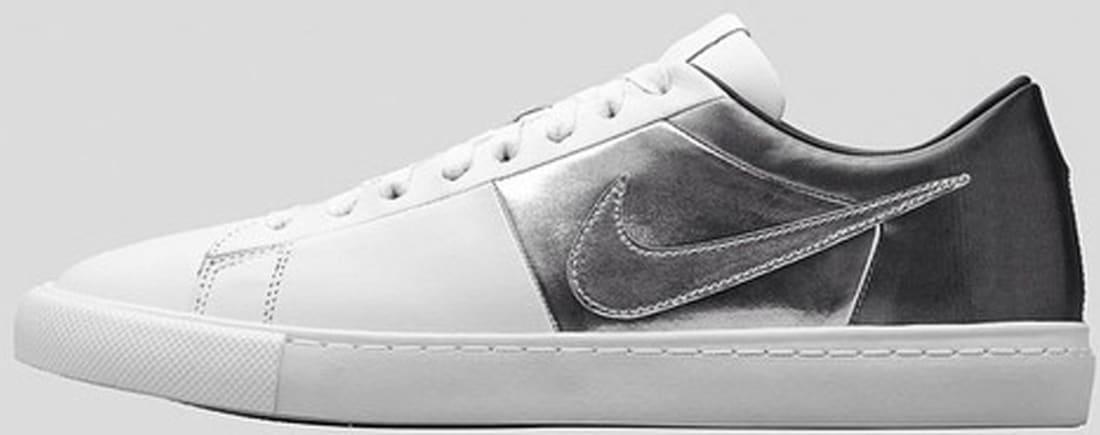 Nike Blazer Low SP White/Chrome