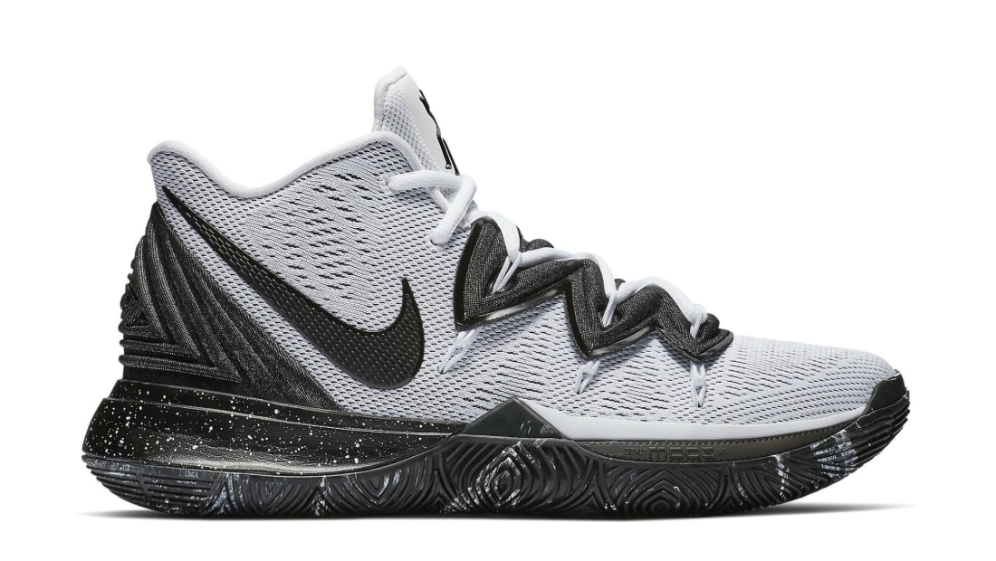 Nike Kyrie 5 White/Black
