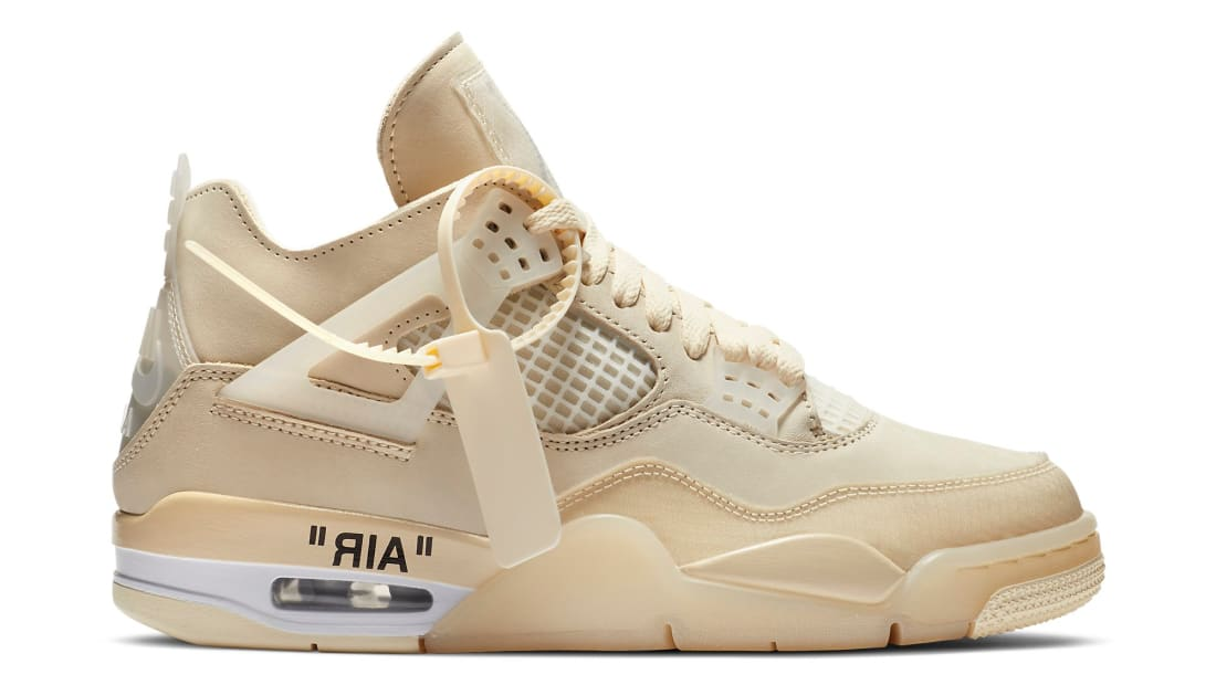 Off-White x Air Jordan 4 Retro Women's