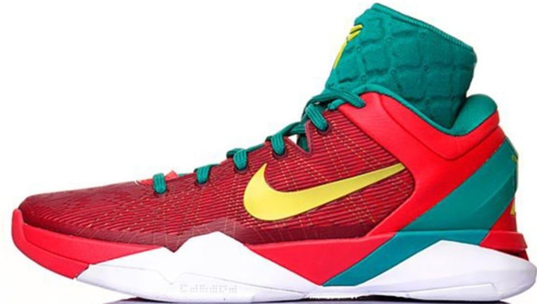 Nike Zoom Kobe 7 System Supreme Year of the Dragon