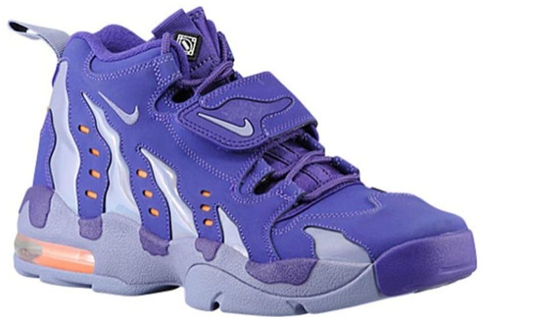 b727b5d393 Nike Air DT Max '96 Court Purple/Iron Purple-Atomic Orange | Nike ...
