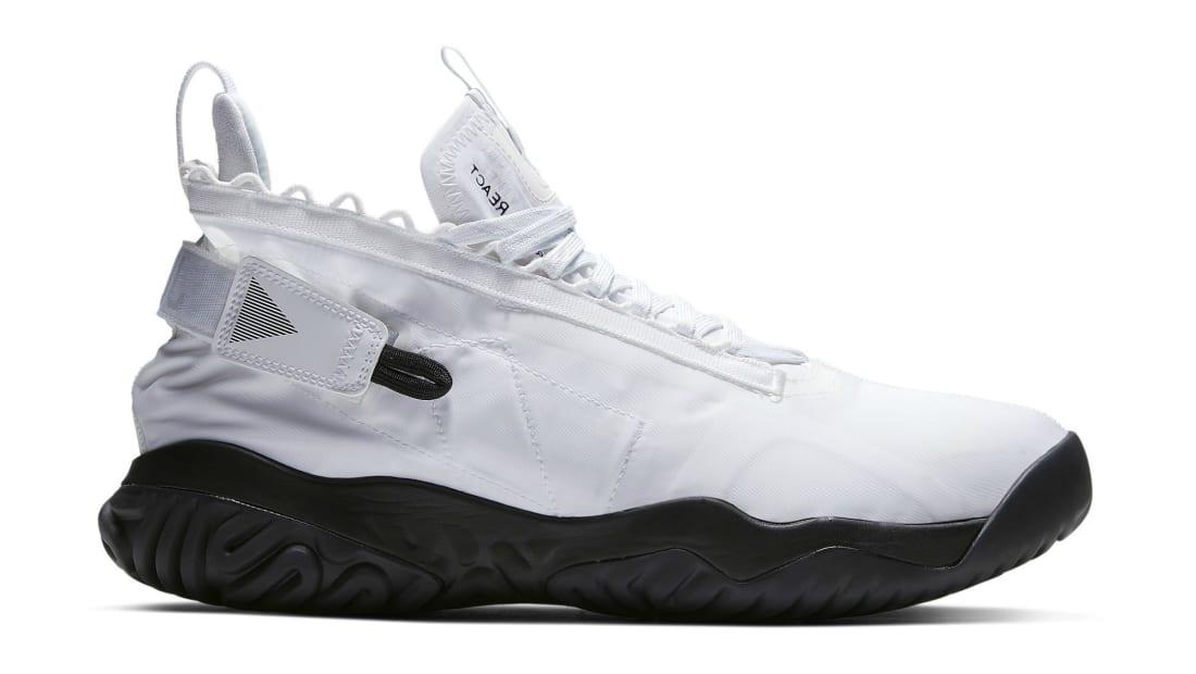 Jordan Proto-React White/Black