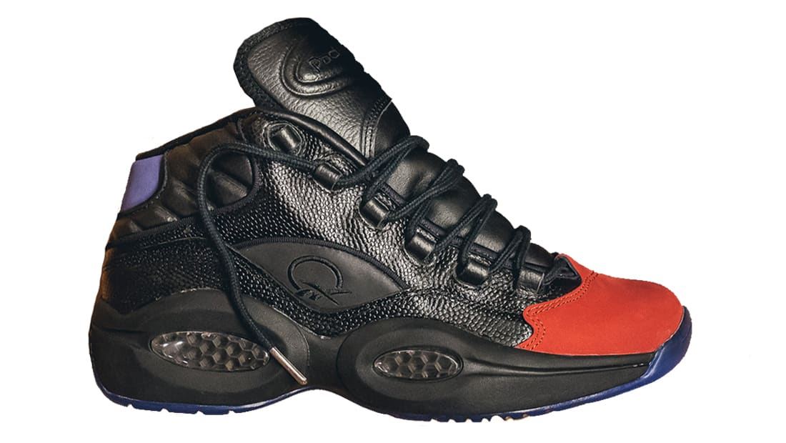 Reebok Question Mid x Packer Shoes
