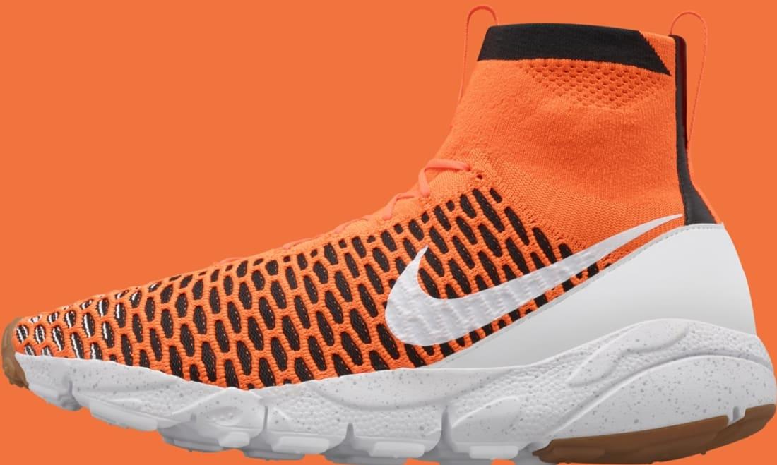 Nike Air Footscape Magista SP Total Orange/White-Black-White