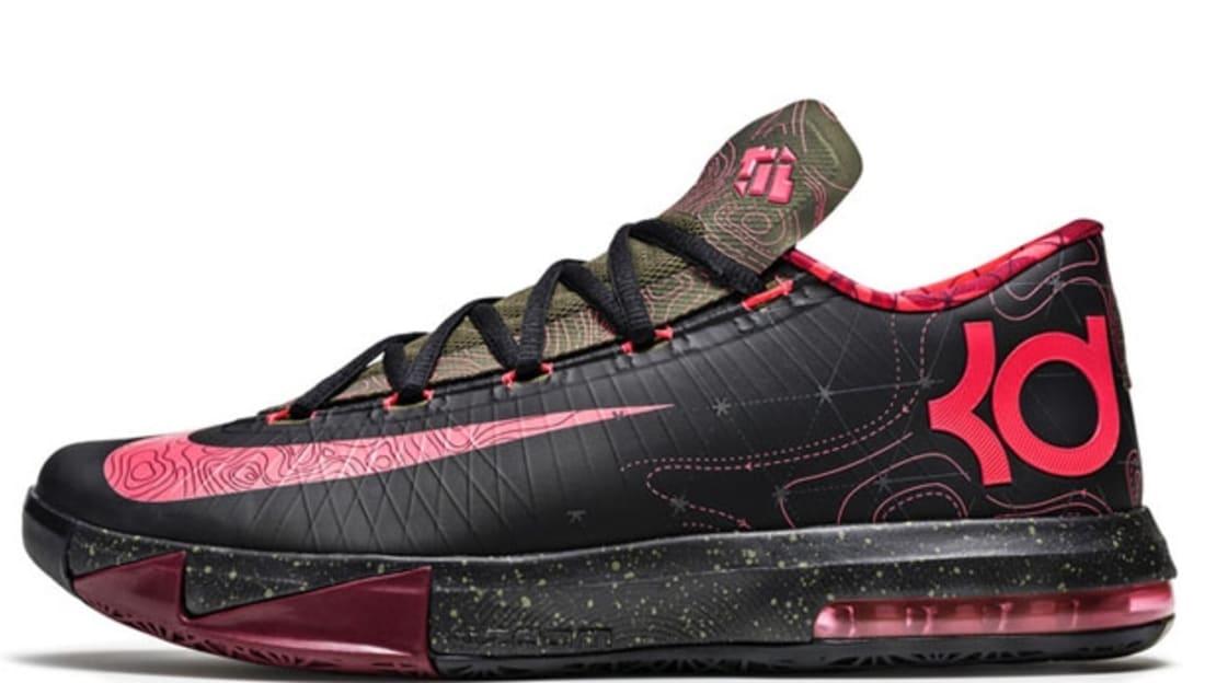 Nike KD 6 Meteorology  d3fea43b5