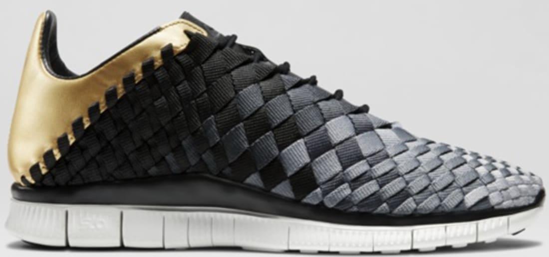 wholesale dealer 2889f b911b Nike Free Inneva Woven N7 Black Cool Grey-Wolf Grey-Anthracite