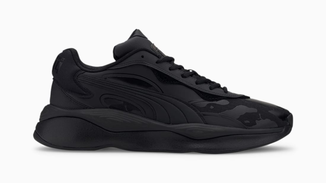 The Hundreds x Puma RS-Pure Puma Black