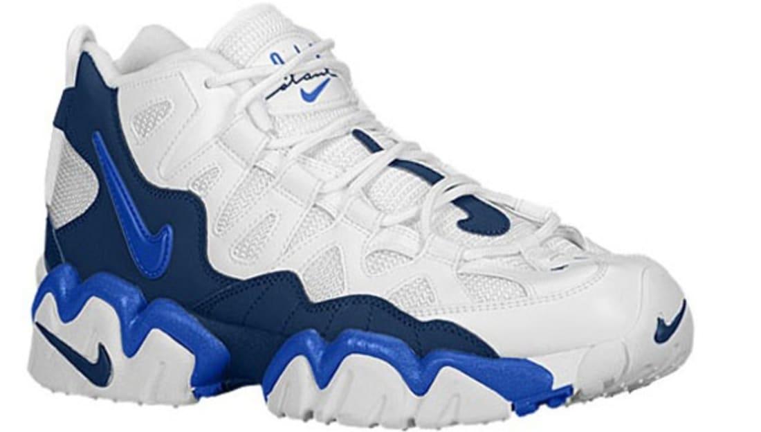 Nike Air Slant Mid White/Game Royal-Brave Blue