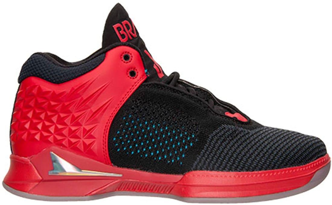 BrandBlack J. Crossover 2 Black/Red
