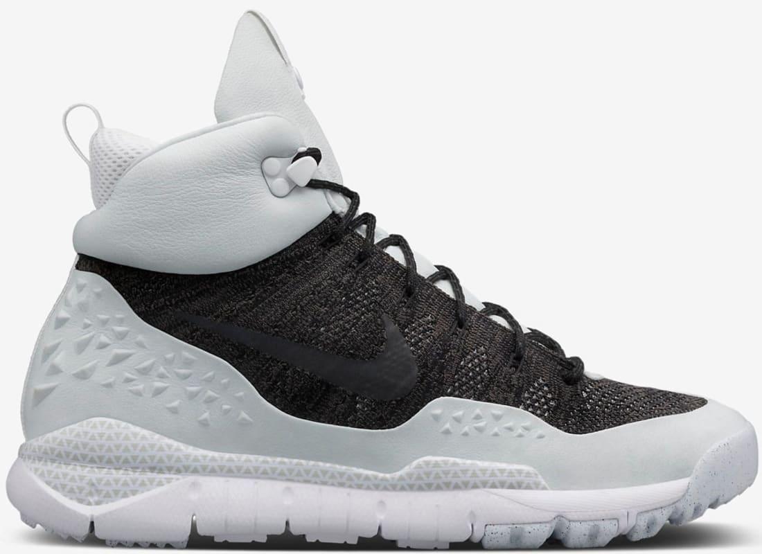 Nike Lupinek Flyknit ACG SFB Black/White