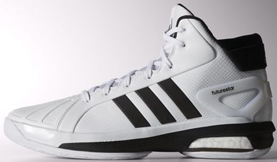 adidas Futurestar Boost White/Black