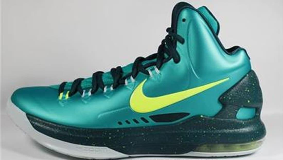 Nike KD 5 Supernatural Atomic Teal