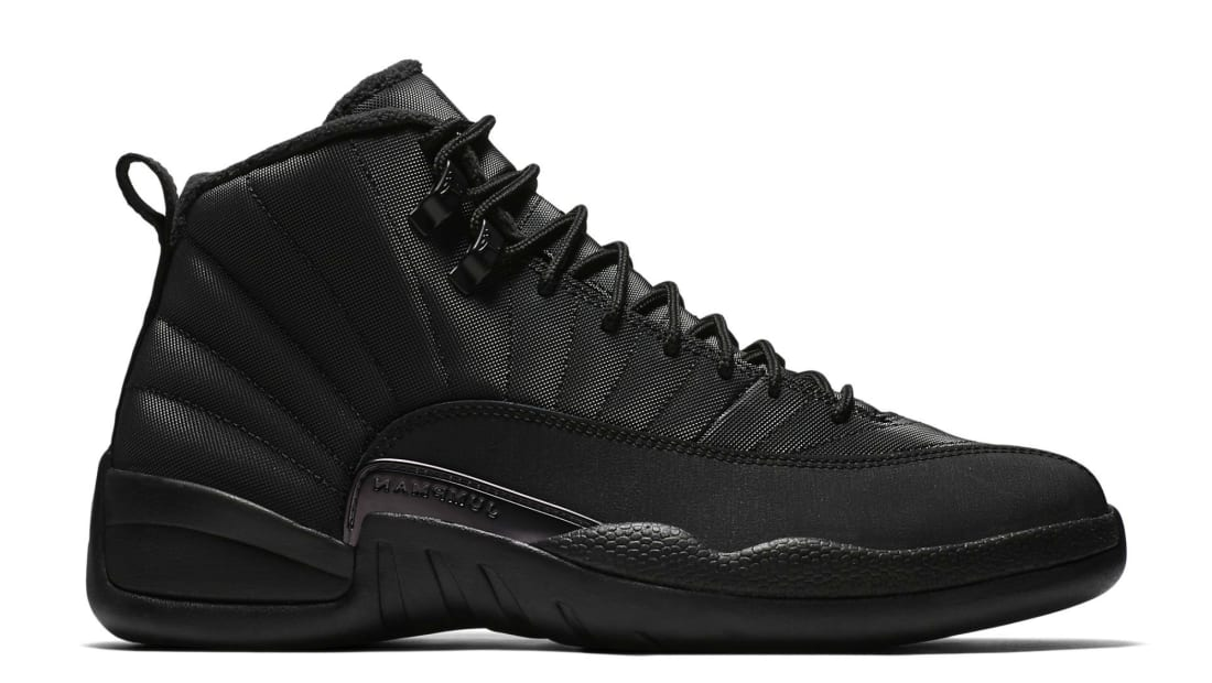 Air Jordan 12 Retro WNTR Black/Black/Anthracite