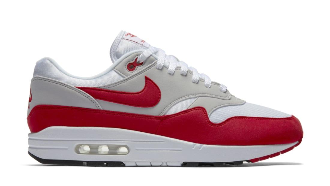 Nike Air Max 1 Anniversary University Red : Sneakers