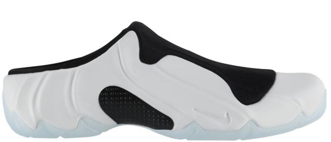 new concept 959d6 04a1c Nike Solo Slide White White-Black